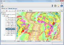 geozilla screenshot 3 : World geological map