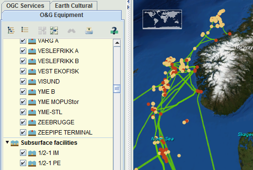 GeoTriple for Oil&Gas Equipments screenshot