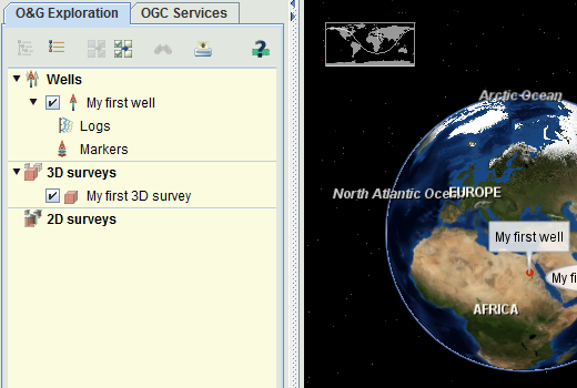 GeoTriple for Oil&Gas Exploration screenshot